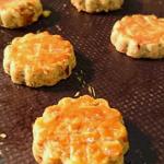 香り豊かなチーズのクッキー