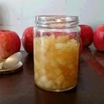リンゴのコンフィチュール